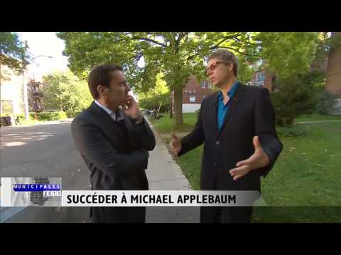 Succéder à Michael Applebaum