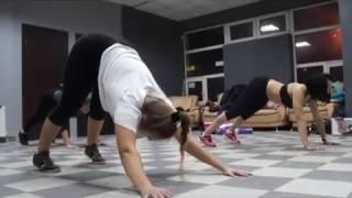 Внутреннее обучение тренеров. Стретч-йога