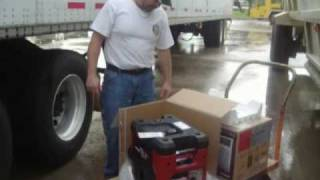 Redneck Trucker APU