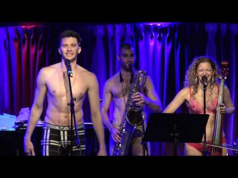 The Skivvies and Joey Taranto  Don't Stop Believin' Four Chords Medley