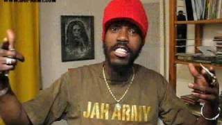 Recruiting Souljahs for Jah Army (Roots Reggae Clothing & Passion Fashion)