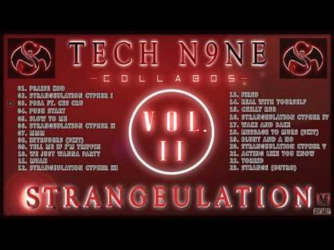 Tech N9ne - Strangeulation Vol. 2 (Deluxe Edition/Full Album) [2015]