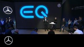 #CES2017 LIVE  Inspiration Talk  Electric Drive    Ola Källenius & Roger Atkins