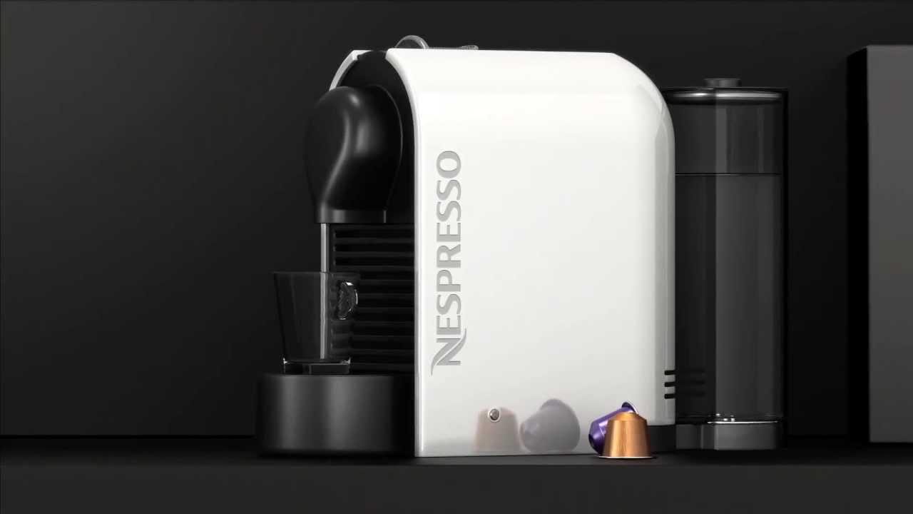 nespresso u machine