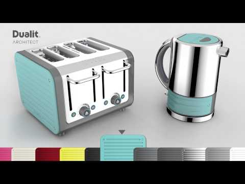Dualit Architect Toaster CGI 201210