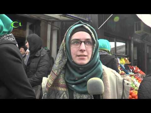 HIDŽAB - PORUKA IZ BOSNE I HERCEGOVINE - HIJAB MESSAGE FROM BOSNIA & HERZEGOVINA (IML TV)