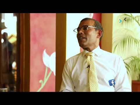 $3 Billion Chinese Debt To Be Audited, Naval Port Will Not Happen: Mohd Nasheed