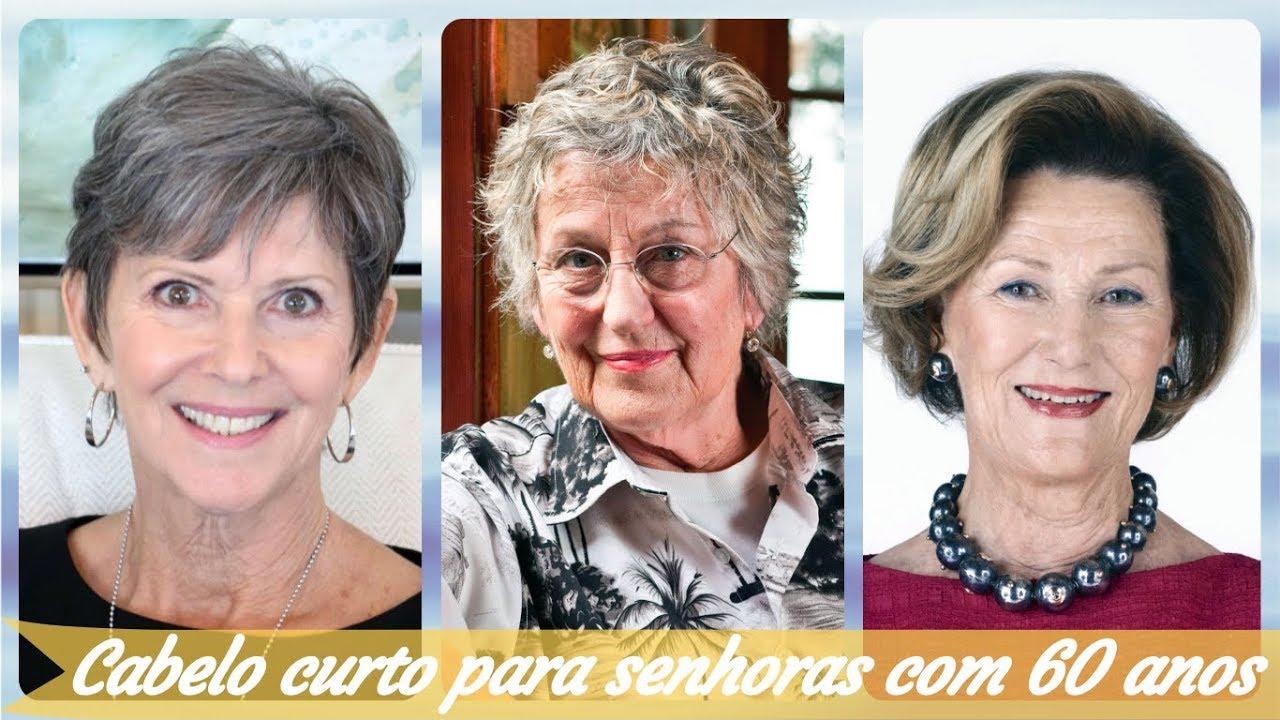 Top 20 Modelo De Corte De Cabelo Curto Para Senhoras Com 60 Anos 2019
