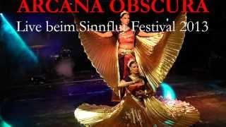 "ARCANA OBSCURA ""live beim Sinnflut Festival"""