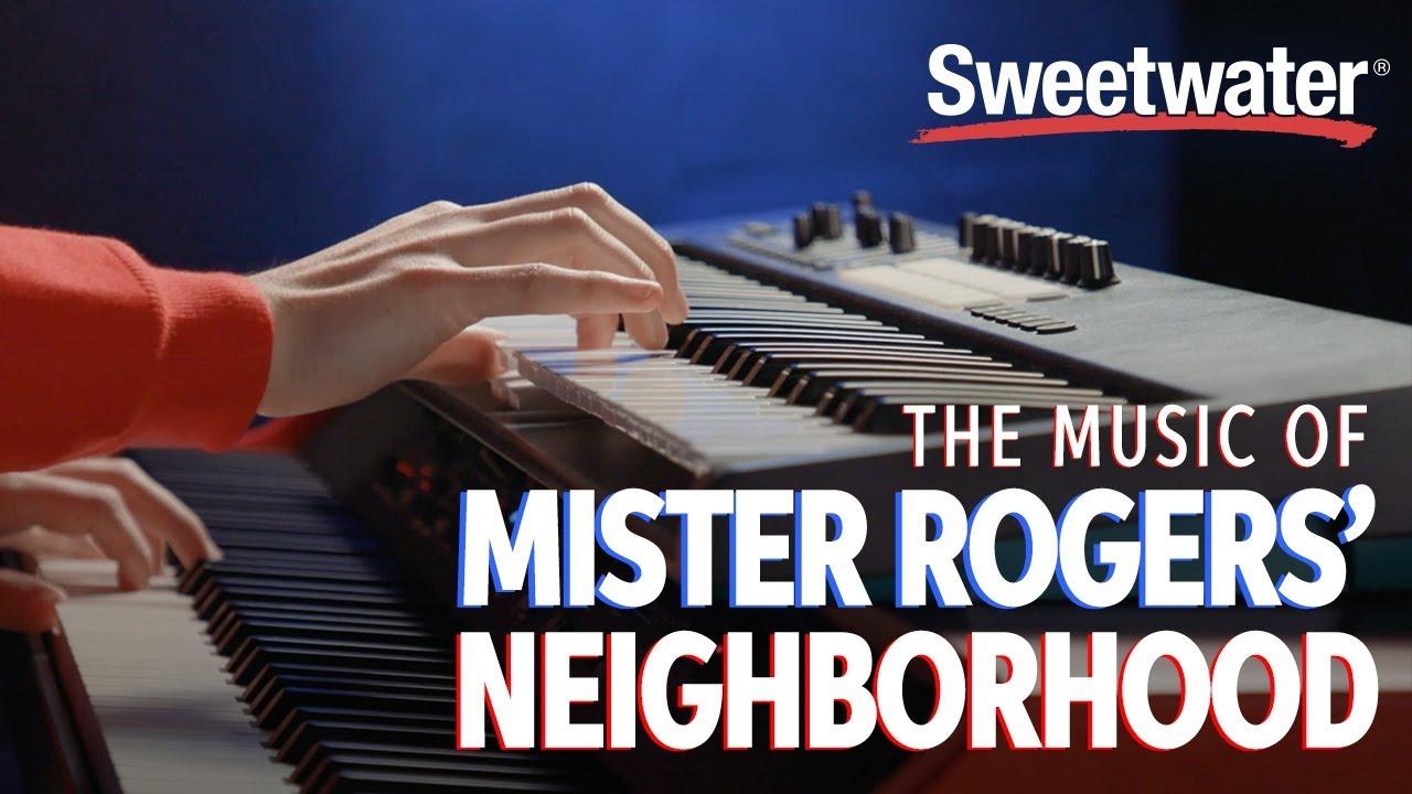 The Music Of Mister Rogers Neighborhood Youtube