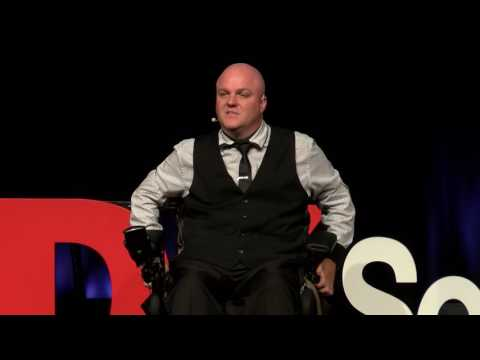 Finding my voice  | Timothy McCallum | TEDxSouthBank