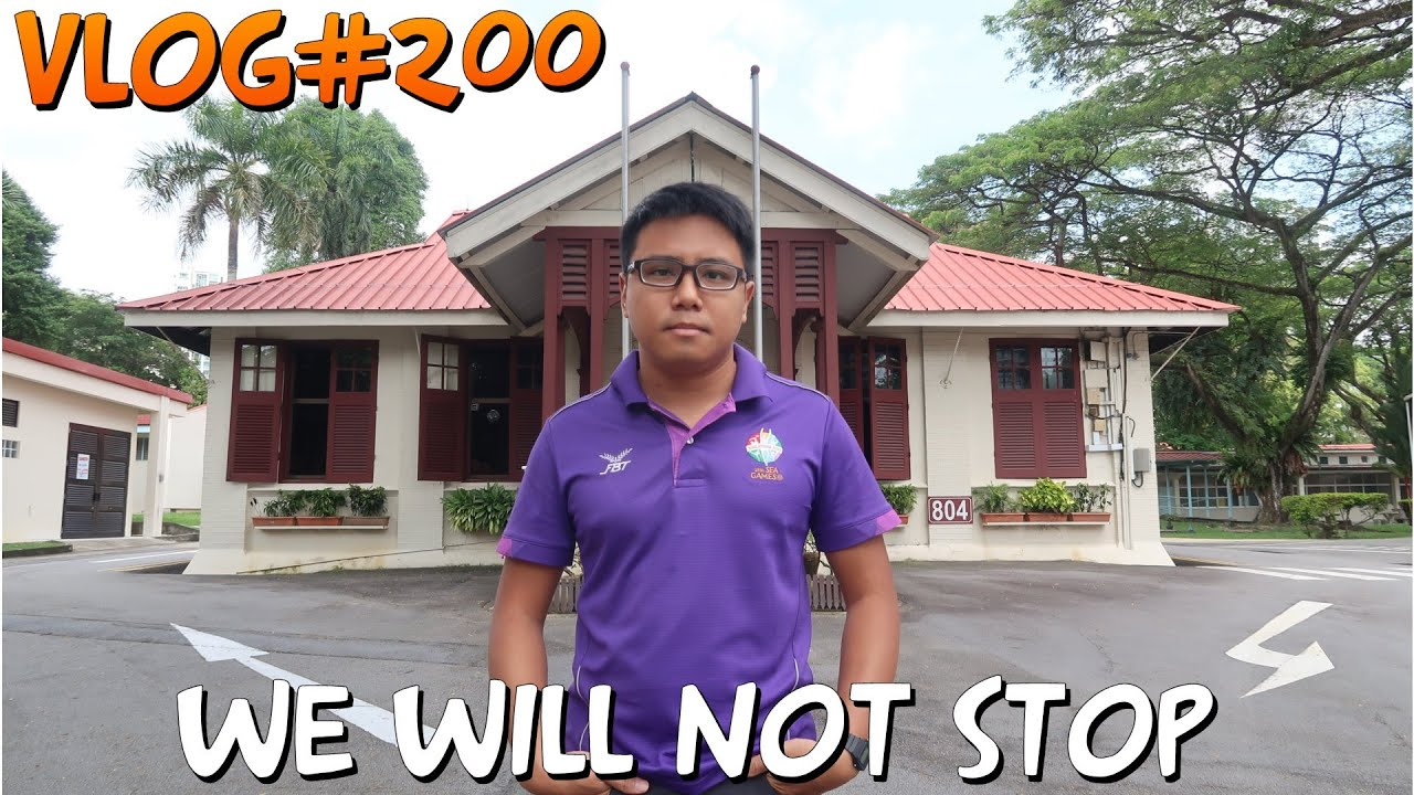 Vlog#200 We Will Not Stop