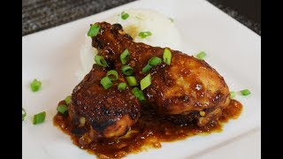 How to make Tangy Apricot Chicken Wings/Chicken Legs