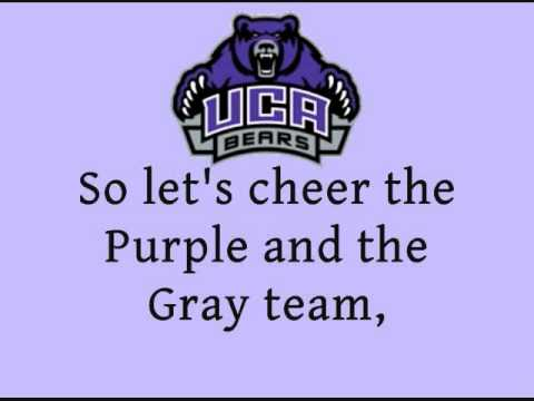 Central Arkansas Fight Song (with 10/26/2008 mini-memorial)