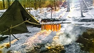 Cooking Meat for Survival  - The Arch Grill