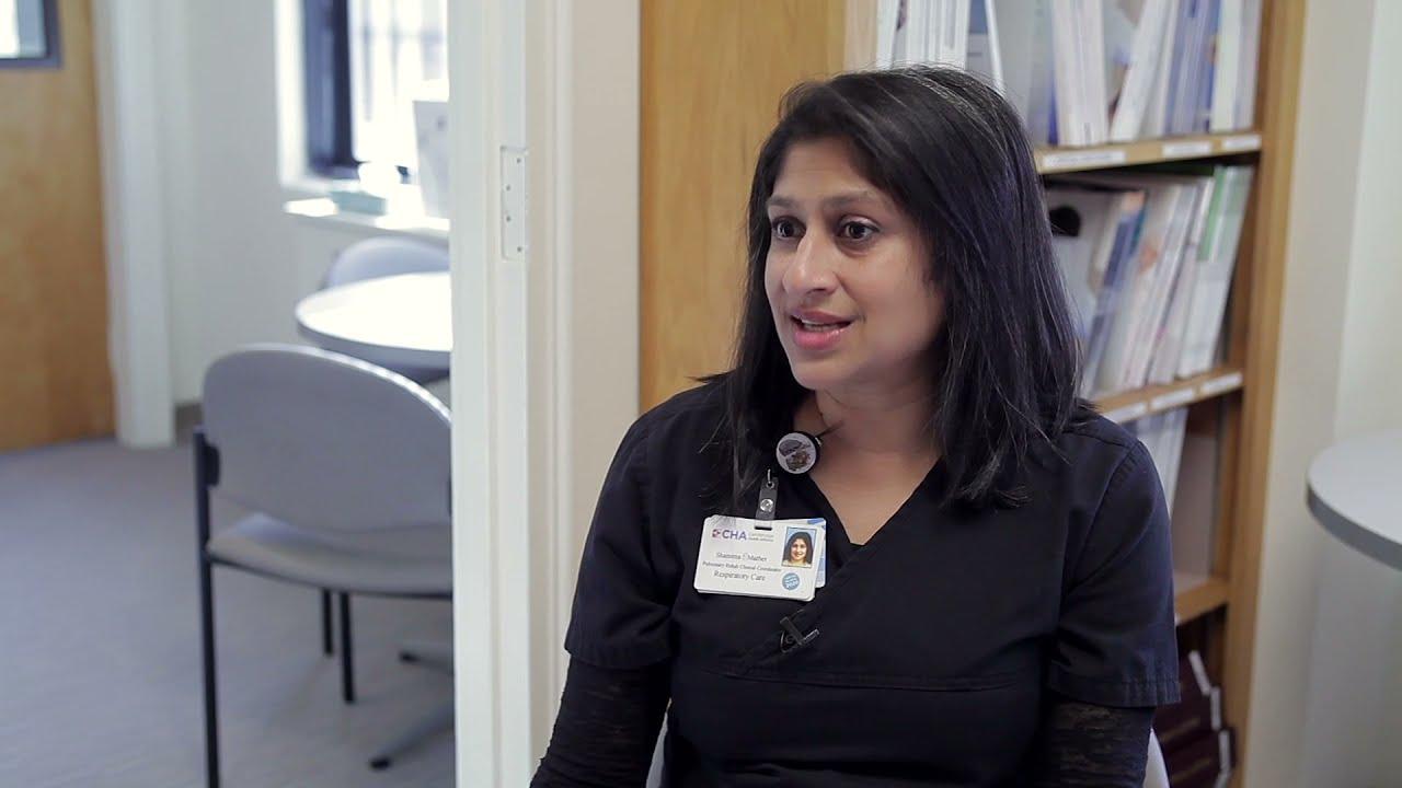 Pulmonary Rehab at Everett Hospital