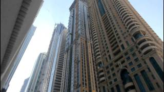 Tallest Block, Dubai Marina, 23 Oct 2010