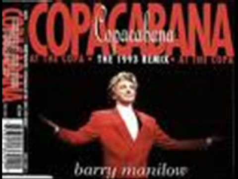 BARRY MANILOW COPACABANA 1993 EXTENDED REMIX AUDIO
