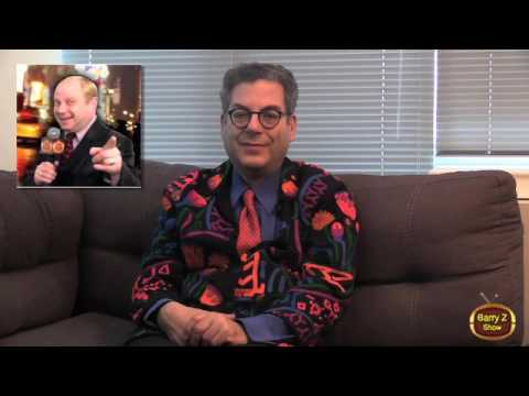 """""""THE BARRY Z SHOW"""" Proudly Presents Celebrity Gossip Columnist & Author """"MICHAEL MUSTO"""" - YouTube"""