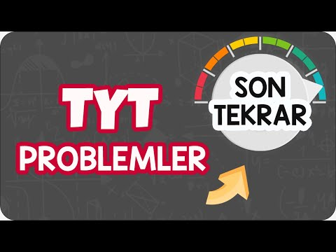 79)İlyas GÜNEŞ - Sayı Kesir Problemleri - I (TYT-Matematik) 2021