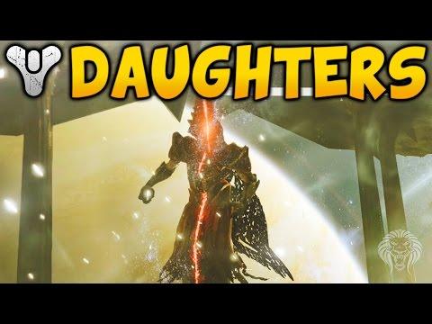 Destiny Kings Fall Raid: DAUGHTERS TUTORIAL! How To Defeat Ir Anuk & Ir Halak  (Completion Guide)