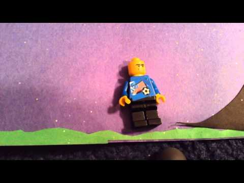 Genius Hour project (special feature dreams of a Lego man)