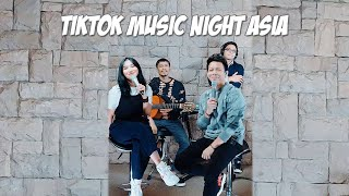 NOAH ft Shakira Jasmine - TikTok MUSIC NIGHT ASIA!