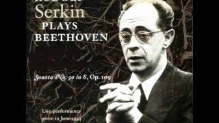 Beethoven-Piano Sonata No. 30 in E Major Op. 109 (Complete)
