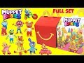 MUPPET BABIES McDonalds Happy Meal Toys Full Set
