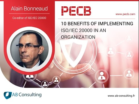10 Benefits of Implementing ISO/IEC 20000 in an Organization