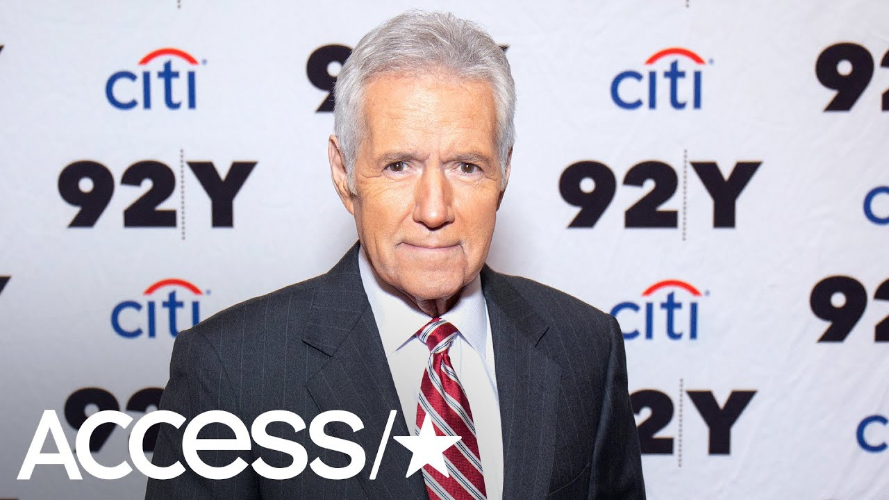 Alex Trebek on pancreatic cancer treatment: 'I'm not afraid of dying'