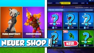 😍NEW! HACKE OF THE ENTPSANNUNG in the shop! 🛒 Daily Fortnite Item Shop April 17, 2019
