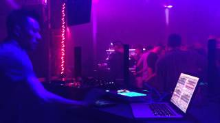 Juheun at Circuit Takeover at Effex Nightclub in Albuquerque 3/1/2013