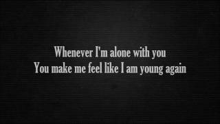 The Cure - Lovesong (Lyrics)