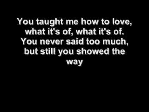 David Gates - Everything I own (with lyrics)