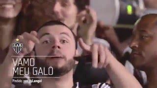Publicidade e Propaganda com bateria para TIM – Atlético Mineiro - Apito de Mestre