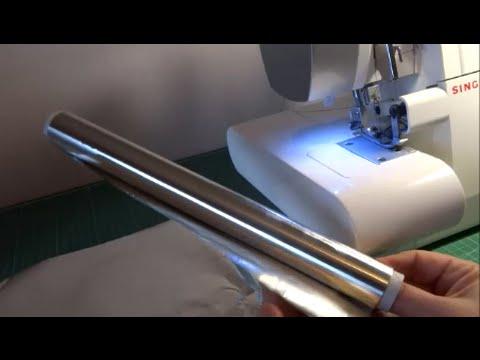 Truco Para Afilar La Cuchilla De La Remalladora Youtube