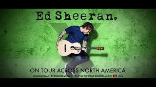 Ed Sheeran 2015 Tour Trailer