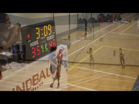 2018 Burnaby Spring League - Pigeon Park vs Prospect College - Roundball BC Mens Basketball League