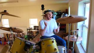Green Day - Peacemaker (drum cover)