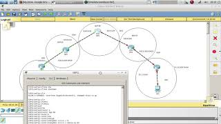 Real World Configuration Of a VPN GRE Tunnel With BGP and DHCP Using Packet Tracer