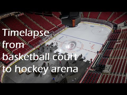 the-changeover:-timelapse-from-basketball-court-to-hockey-arena