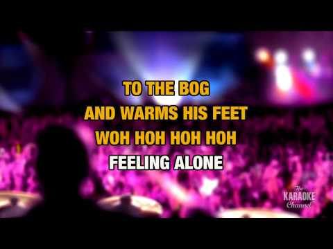 Aqualung in the style of Jethro Tull | Karaoke with Lyrics