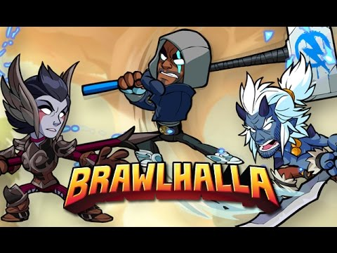 BRAWLHALLA [New Characters] - Father Versus Son