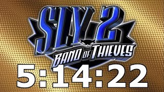 [World Record] Sly 2: Band of Thieves speedrun in 5:14:22