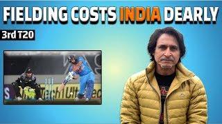 Fielding Costs India Dearly | 3rd T20 | Ramiz Speaks