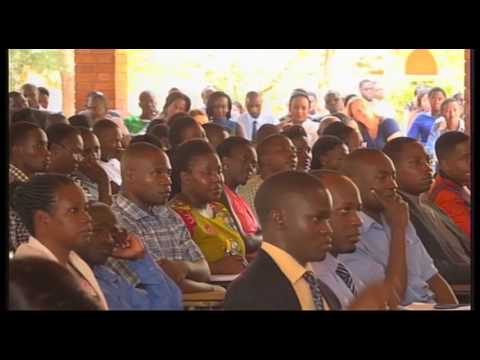 Rev. Eng. Paul Wasswa | 21st February 2017 | Ordinary People supporting God's Mission.