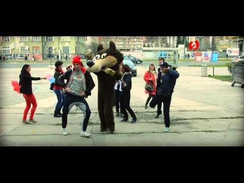 Pharrell Williams HAPPY from Sarajevo (RukuNaSrce)