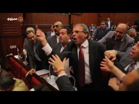 خالد يوسف يطالب علي 'عبد العال' بالإعتذار