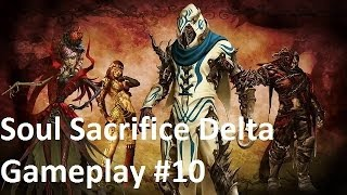 The 10th part of my Soul Sacrifice Delta playthrough. In this video...